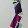 Hannah Hughes Olletarabaerthumaraling 1 2011 Paper collage, unframed Dimensions Variable